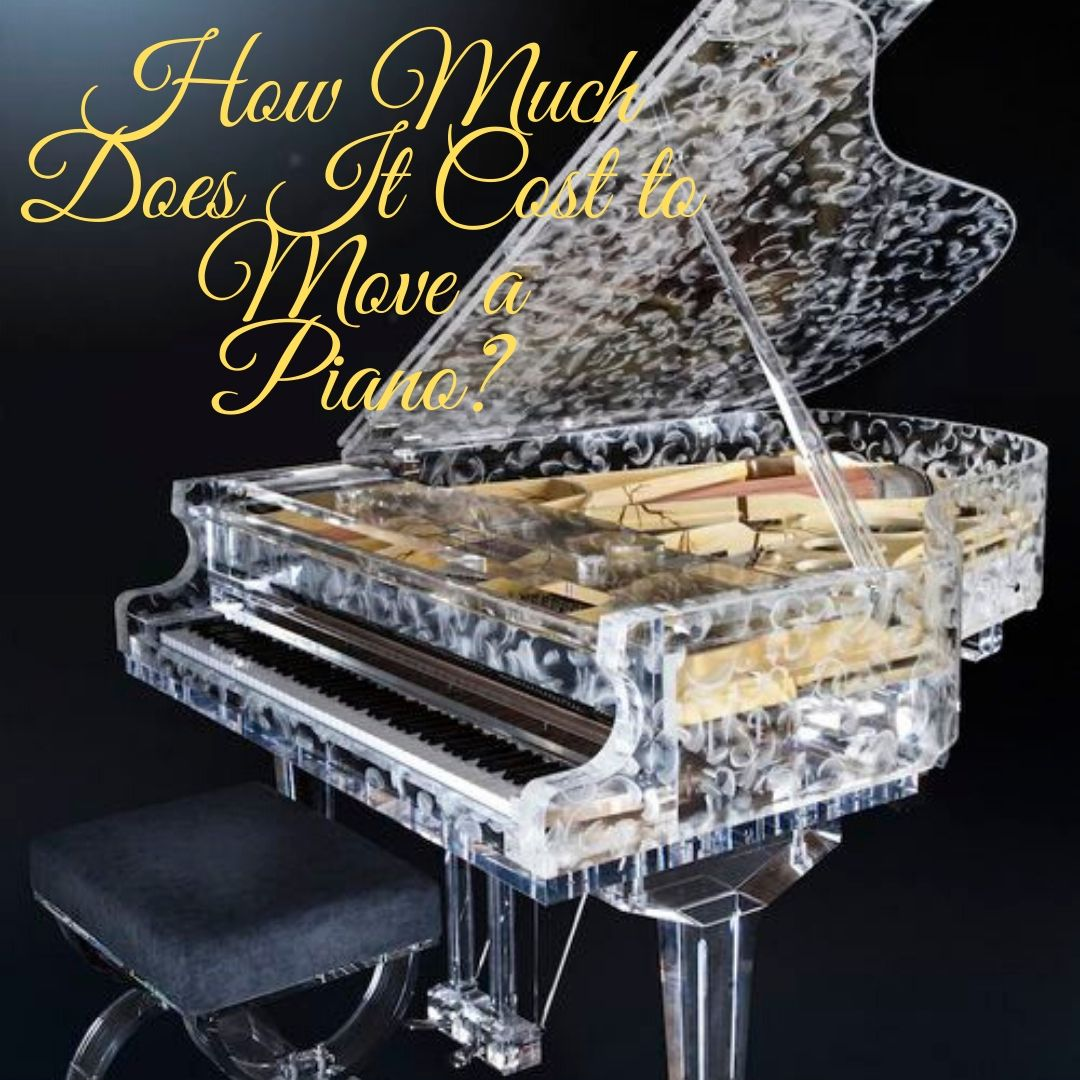 How Much Does It Cost to Move a Piano?