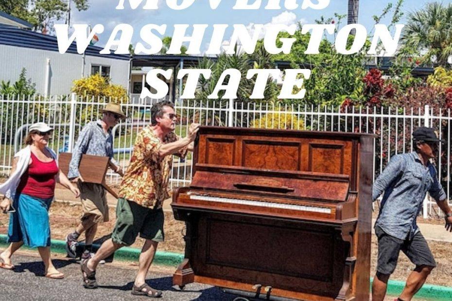 PIANO MOVERS WASHINGTON STATE